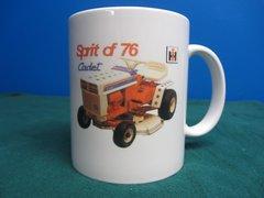 "CUB CADET ""SPIRIT OF 76"" COFFEE MUG"