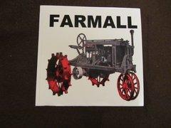 THE FARMALL Bumper sticker