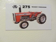 MASSEY FERGUSON 275 Fridge/toolbox magnet