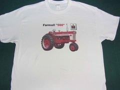 FARMALL 560 NF TEE SHIRT