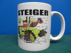 """STEIGER """"WILD STEIGER"""" COFFEE MUG"""