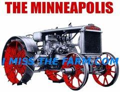 """MINNEAPOLIS """"THE MINNEAPOLIS GAS"""" TEE SHIRT"""