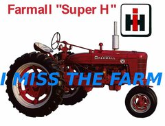 FARMALL SUPER H COFFEE MUG