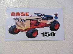 CASE 150 Fridge/toolbox magnet