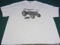FERGUSON TE-20 (image #1) tee shirt