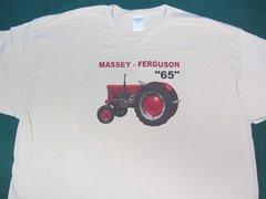 MASSEY FERGUSON 65 TEE SHIRT