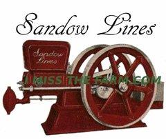 SANDOW LINES ENGINE TEE SHIRT