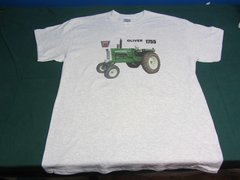 OLIVER 1755 open station TEE SHIRT