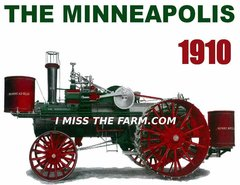 "MINNEAPOLIS ""THE MINNEAPOLIS 1910"" TEE SHIRT"