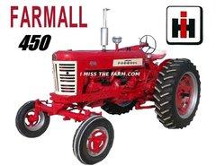 FARMALL 450 WF TEE SHIRT