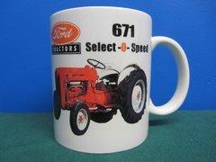 FORD 671 COFFEE MUG
