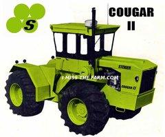 STEIGER COUGAR II TEE SHIRT