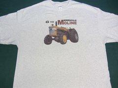 MINNEAPOLIS MOLINE G706 TEE SHIRT