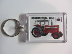 IH 856 WITH CAB Keychain