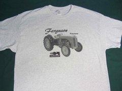 FERGUSON TRACTORS TEE SHIRT