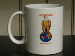 CASE OLD ABE COFFEE MUG