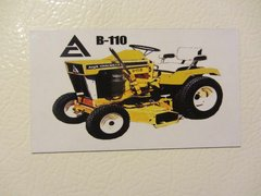 ALLIS CHALMERS B-110 Fridge/toolbox magnet