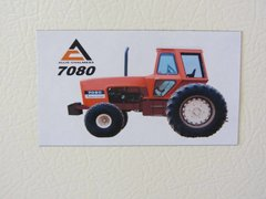 ALLIS CHALMERS 7080 Fridge/toolbox magnet