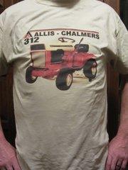 ALLIS CHALMERS 312 TEE SHIRT