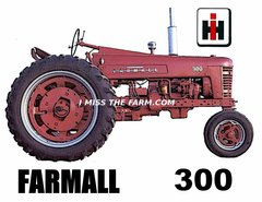 FARMALL 300 NF (IMAGE #2) COFFEE MUG