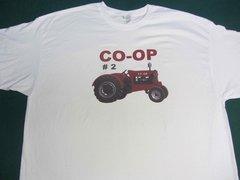 CO-OP #2 TEE SHIRT