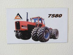 ALLIS CHALMERS 7580 Fridge/toolbox magnet