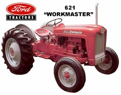 FORD 621 WORKMASTER TEE SHIRT