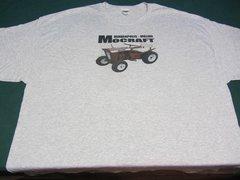 MINNEAPOLIS MOLINE MOCRAFT TEE SHIRT
