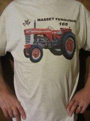 MASSEY FERGUSON 165 TEE SHIRT