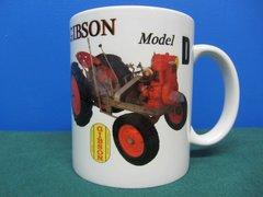 GIBSON MODEL D COFFEE MUG