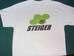 STEIGER TRACTORS LOGO TEE SHIRT