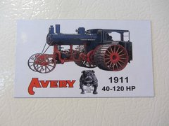 AVERY 40-120 Fridge/toolbox magnet