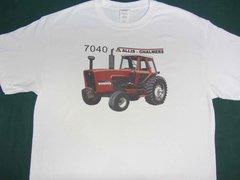 ALLIS CHALMERS 7040 TEE SHIRT