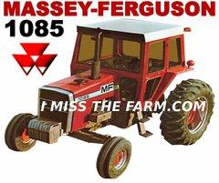 MASSEY FERGUSON 1085 TEE SHIRT