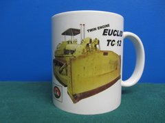 EUCLID TC-12 COFFEE MUG