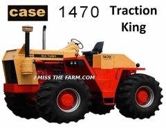 CASE 1470 TEE SHIRT