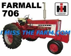 FARMALL 706 NF TEE SHIRT