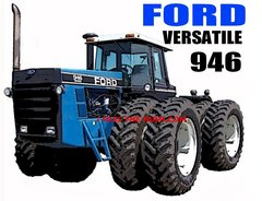 FORD VERSATILE 946 TEE SHIRT