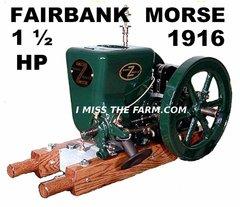 FAIRBANK MORSE ENGINE TEE SHIRT
