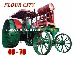 FLOUR CITY 40-70 tee shirt