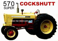 COCKSHUTT 570 SUPER TEE SHIRT