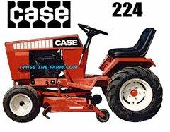 CASE 224 TEE SHIRT