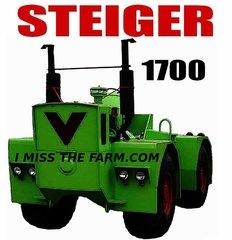 STEIGER 1700 TEE SHIRT