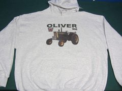 OLIVER 1655 HOODED SWEATSHIRT