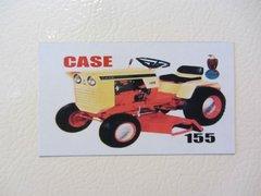 CASE 155 Fridge/toolbox magnet