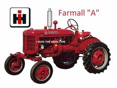 FARMALL A COFFEE MUG