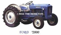 FORD 2000 IMAGE #2 TEE SHIRT
