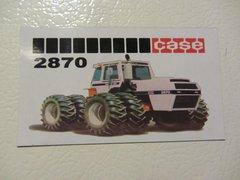 CASE 2870 Fridge/toolbox magnet