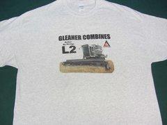 GLEANER L2 COMBINE TEE SHIRT
