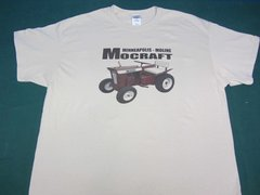 MINNEAPOLIS MOLINE MOCRAFT TEE SHIRT